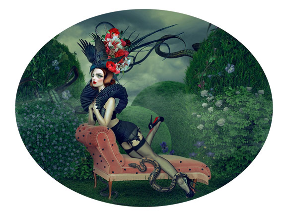 Natalie Shau, Lilith - Forgotten Heroines at Last Rites Gallery