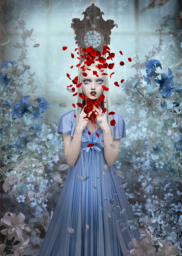 Natalie Shau, Rapture - Forgotten Heroines at Last Rites Gallery