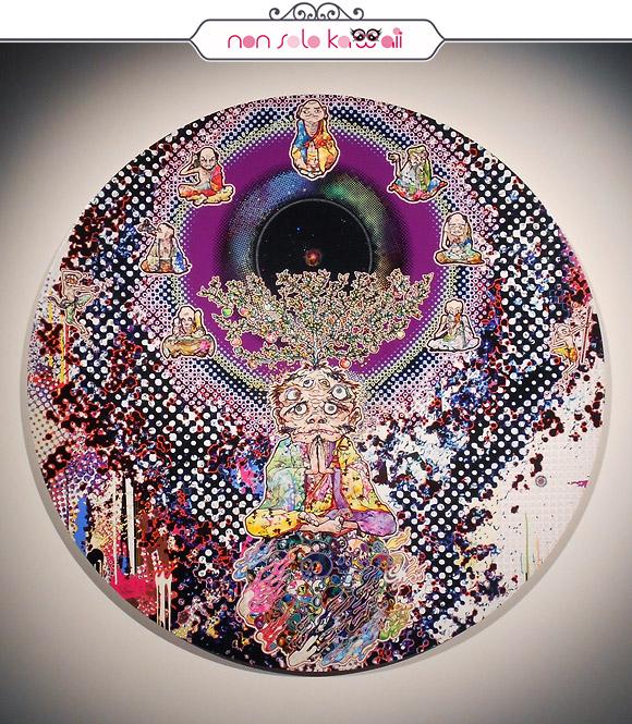 Sage, 2014 - Il Ciclo di Arhat, Takashi Murakami | Palazzo Reale