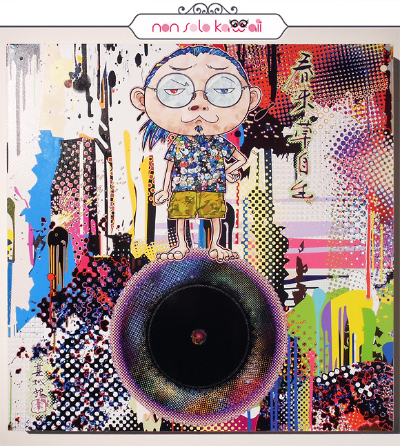 Will Spring Also Come to Space?, Dark Matter & Me, Takashi Murakami | Palazzo Reale