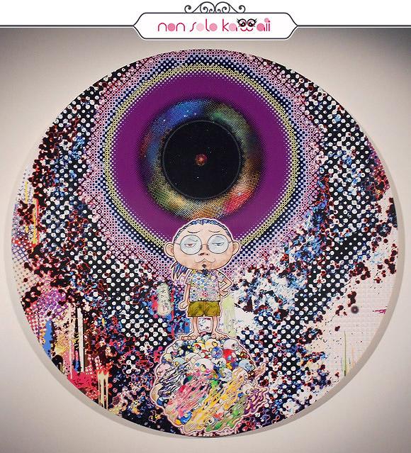Dark Matter & Me, 2014 - Il Ciclo di Arhat, Takashi Murakami | Palazzo Reale