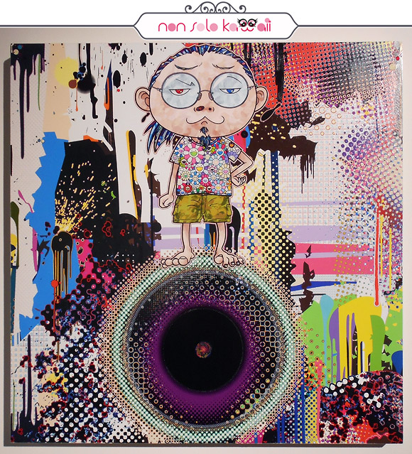 Contemplating Dark Matter, 2014 - Il Ciclo di Arhat, Takashi Murakami | Palazzo Reale