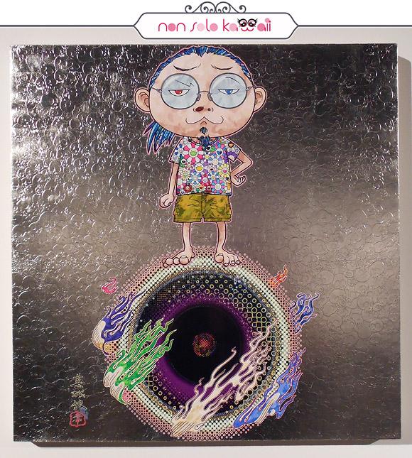 Samsara, 2014 - Il Ciclo di Arhat, Takashi Murakami | Palazzo Reale