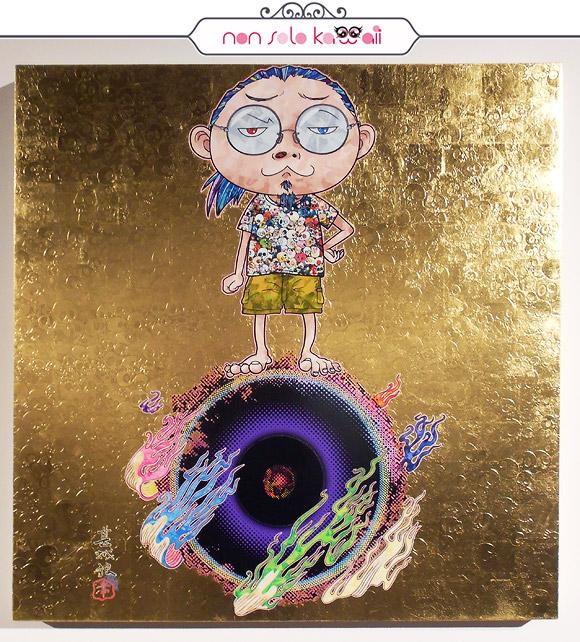 The Big Bang, 2014 - Il Ciclo di Arhat, Takashi Murakami | Palazzo Reale