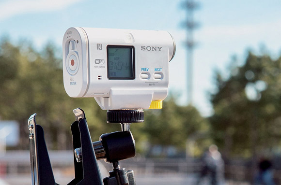 Sony Action Cam AS100