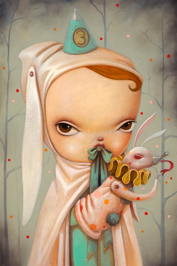 Kathie Olivas, Puppeteer - Summer Calling