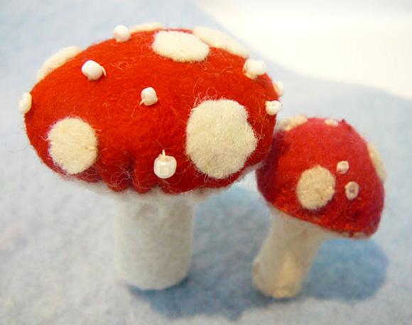 Focus on: Mushrooms & DIY, Funghi, Funghetti e Fai da te - Plush Peluches