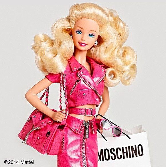 Mattel - Moschino - Think Pink, Spring Summer Collection 2015