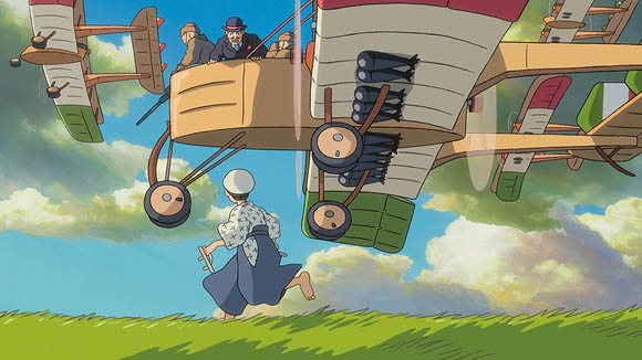 Studio Ghibli - Si Alza il Vento, The Wind Rises