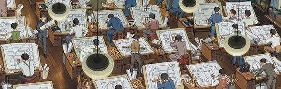 Studio Ghibli - Si Alza il Vento, The Wind Rises