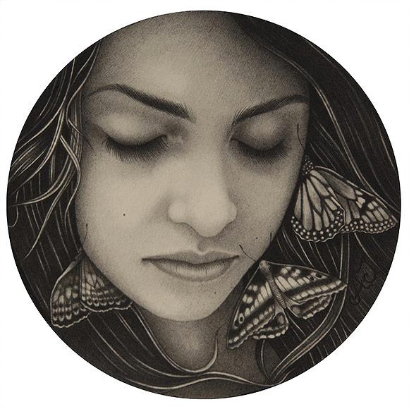 Alessia Iannetti – Noise | The Coaster Show 2014, La Luz De Jesus Gallery