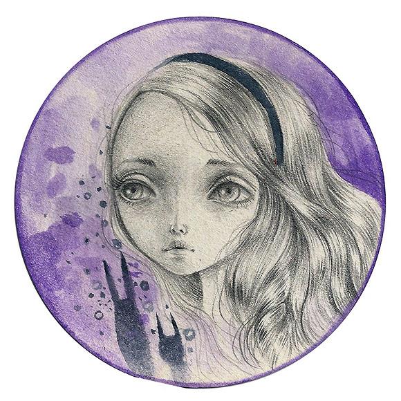 Ania Tomicka – 1 | The Coaster Show 2014, La Luz De Jesus Gallery