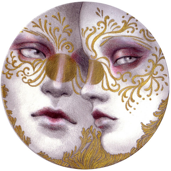 Jel Ena – Ennui | The Coaster Show 2014, La Luz De Jesus Gallery