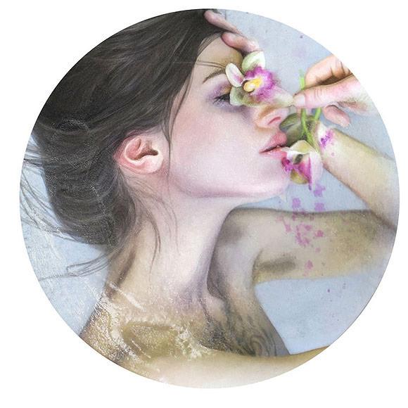 Redd Walitzki – Lavender Days | The Coaster Show 2014, La Luz De Jesus Gallery