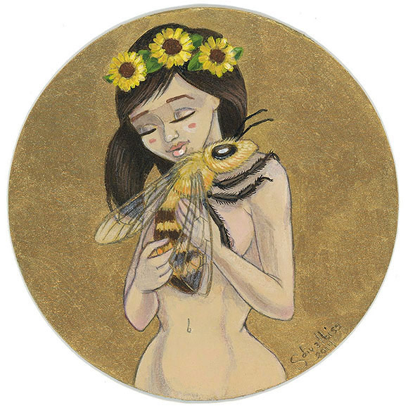 Shielaugh V. Divelbiss – Cherish | The Coaster Show 2014, La Luz De Jesus Gallery