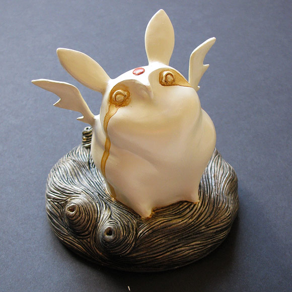 Ver Mar – Winged Bunn Spirit | The Coaster Show 2014, La Luz De Jesus Gallery