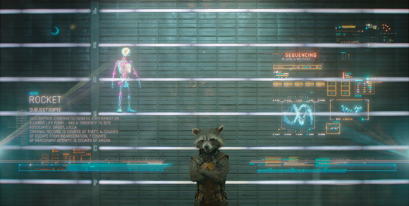 Marvel Cinematic Universe + Walt Disney Studios Motion Pictures - Guardians of the Galaxy