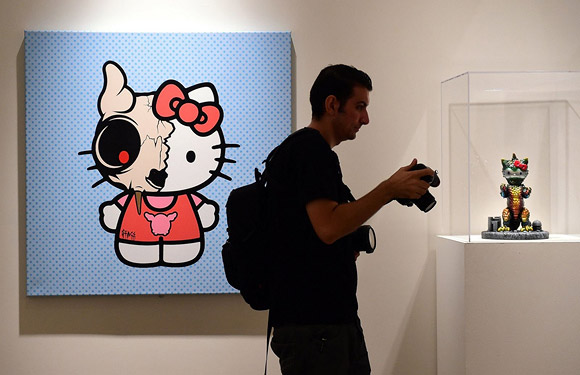 Hello! Exploring the Supercute World of Hello Kitty, 40th anniversary - LA's Japanese American National Museum