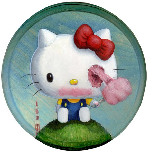 Hello Candy - Kristin Tercek [Cuddly Rigor Mortis]