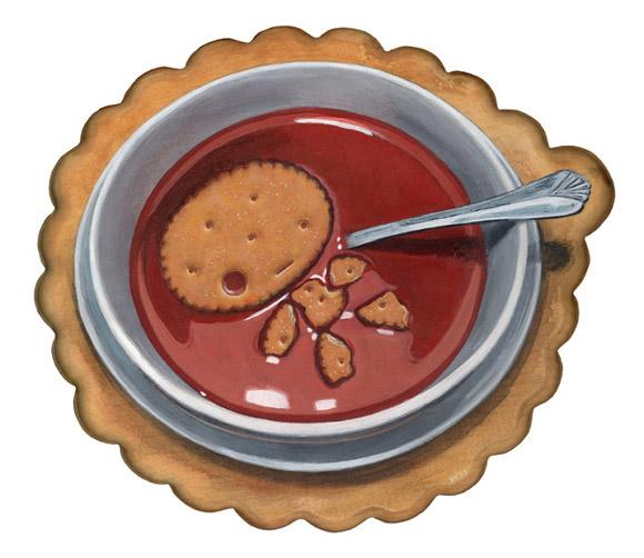 Soup du Jour - Kristin Tercek [Cuddly Rigor Mortis]