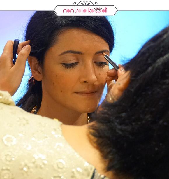 non solo Kawaii - Shiseido Kawaii Makeup Workshop, by Noriko Okubo