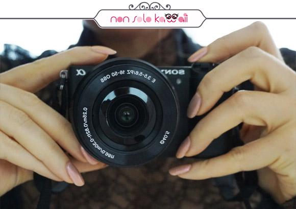 non solo Kawaii - Sony fotocamera ad obiettivo intercambiabile α5100