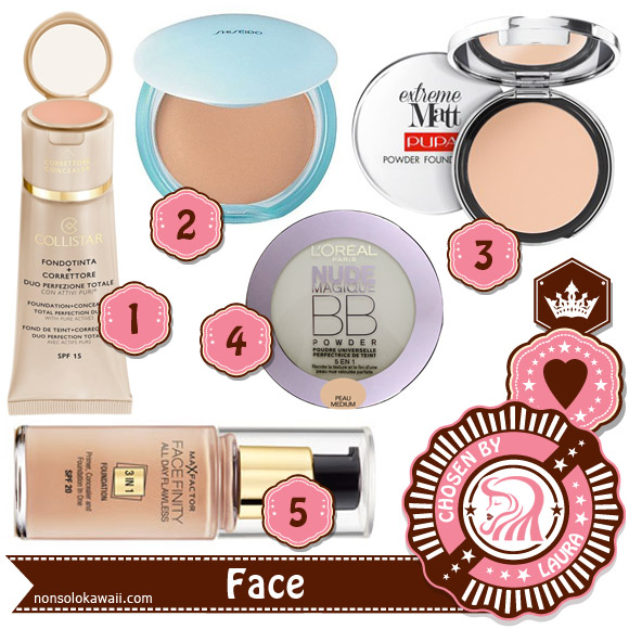 non solo Kawaii - Simply The Best: Makeup Face