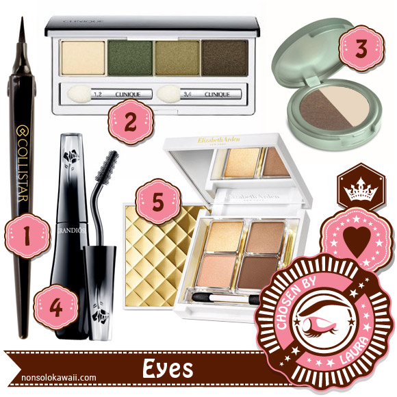 non solo Kawaii - Simply The Best: Makeup Eyes
