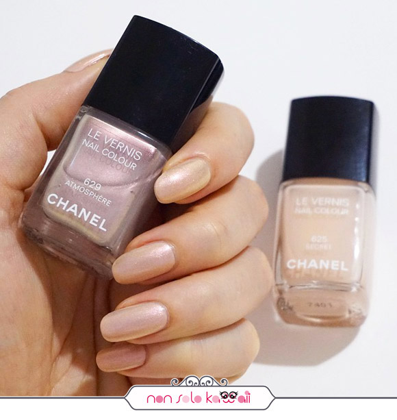 non solo Kawaii - Chanel Le Vernis Secret + Atmosphére