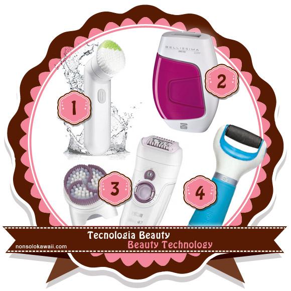 non solo Kawaii - Tecnologia Beauty | Beauty Technology