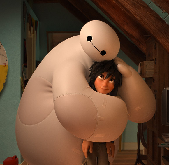 Walt Disney Animation Studios - Big Hero 6