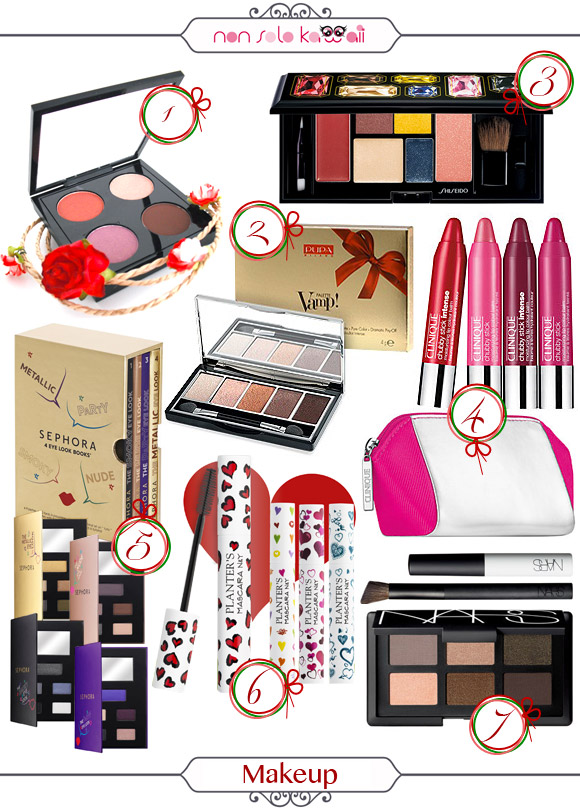 non solo Kawaii - Focus on Christmas: Kawaii Beauty Ideas 2014 | Makeup