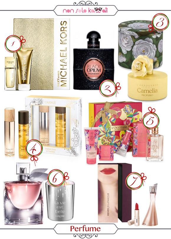 non solo Kawaii - Focus on Christmas: Kawaii Beauty Ideas 2014 | Perfume