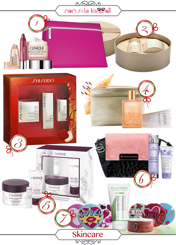 non solo Kawaii - Focus on Christmas: Kawaii Beauty Ideas 2014 | Skincare