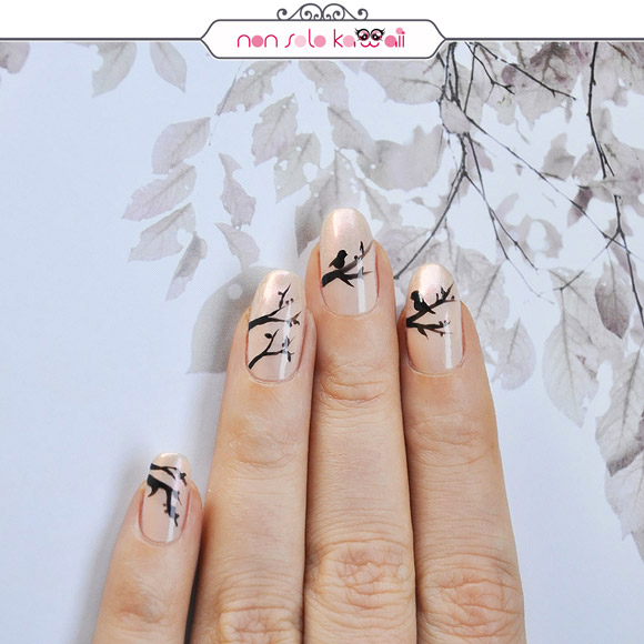 non solo Kawaii - Nail Arts for Grazia.it, Grazia, we love it!