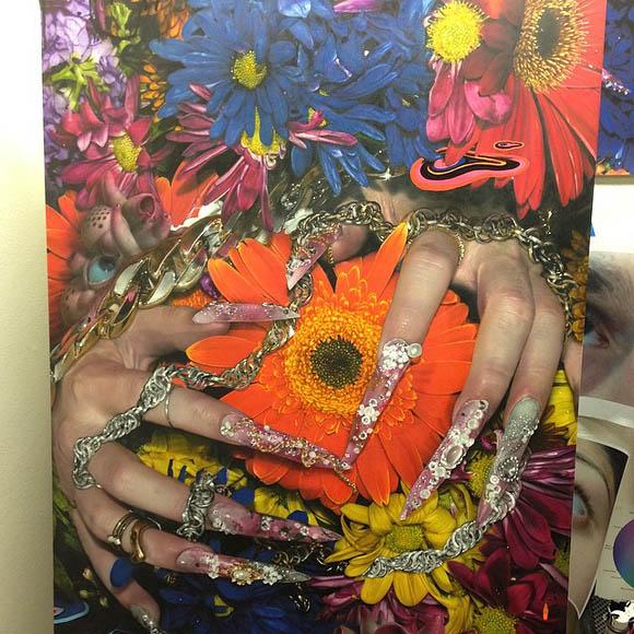 Jeff Jacobs, Opulent Hex   Incantation - Roq La Rue Gallery