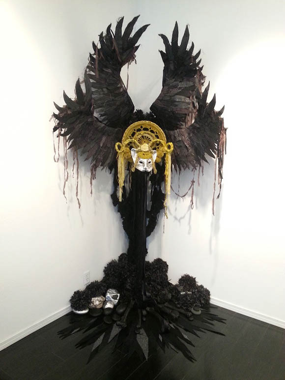 Mandy Greer, Huldra Adornment | Incantation - Roq La Rue Gallery