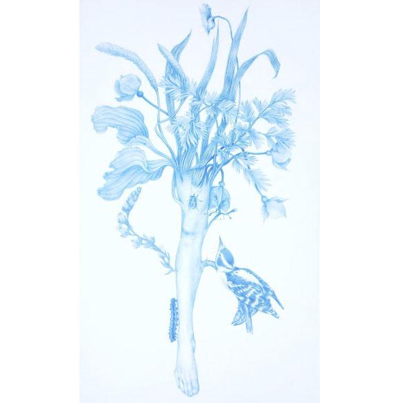 Zachary Logan, Still Life 1   Incantation - Roq La Rue Gallery
