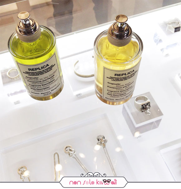 non solo Kawaii - Maison Martin Margiela Parfums | Photo: Angela Chiappa