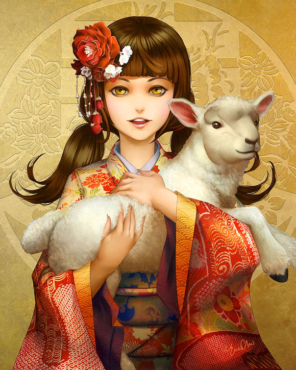 WeijiC, the Year of the Sheep