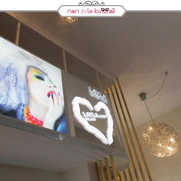 non solo Kawaii - #coloreaportatadimano with ABC Cosmetici at Layla Cosmetics