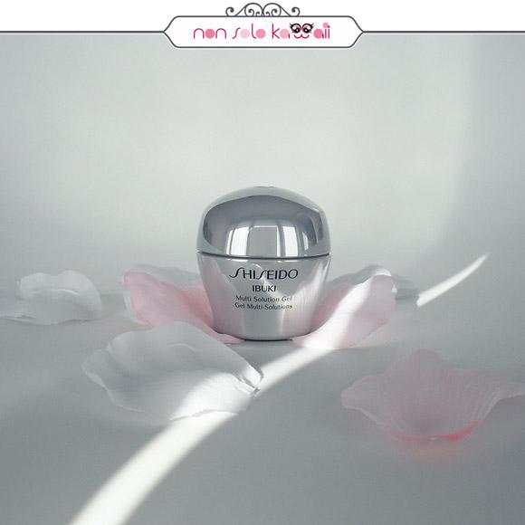 non solo Kawaii - Shiseido Ibuki Multi Solution Gel