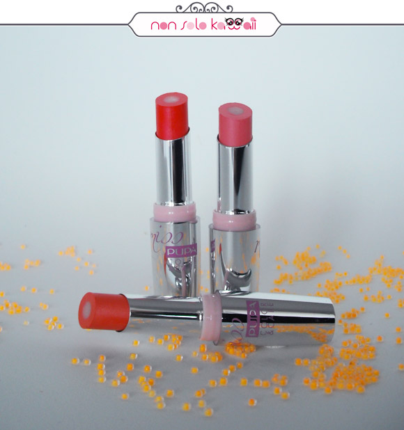 non solo Kawaii - Pupa Sporty Chic | Sporty Chic Miss Pupa Color&Care