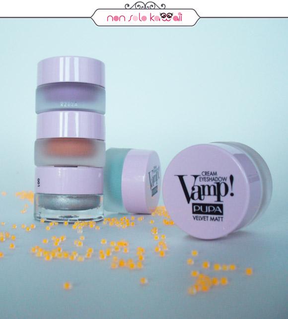 non solo Kawaii - Pupa Sporty Chic |  Sporty Chic Vamp! Cream Eyeshadow