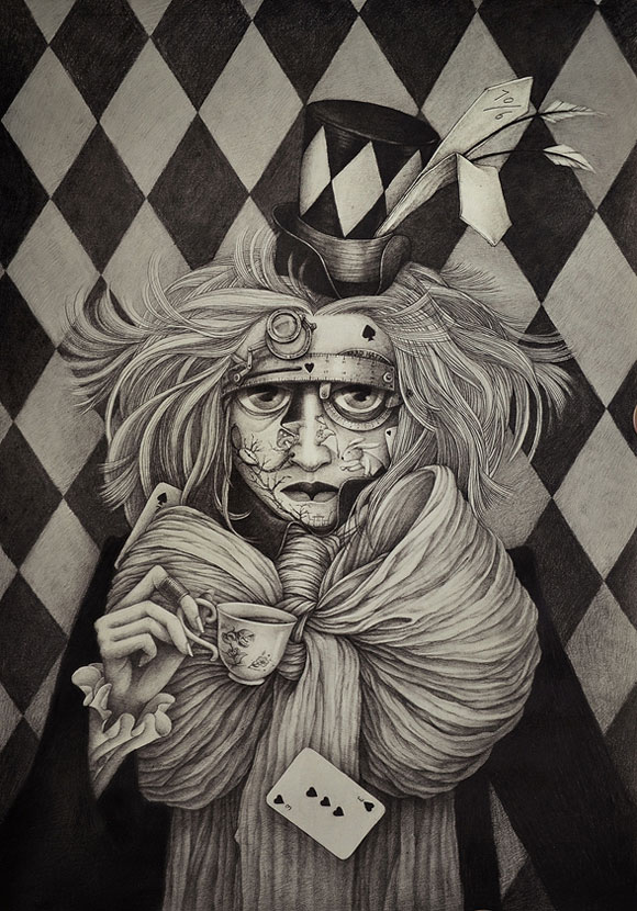 Alice Lin, The Mad Hatter