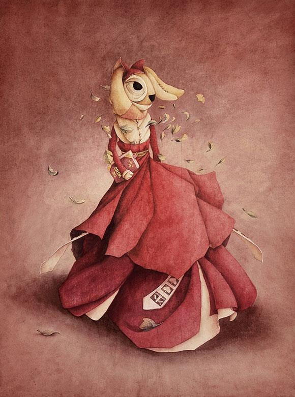 Alice Lin, The Wind