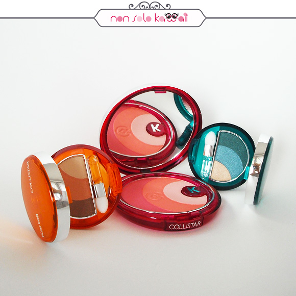 non solo Kawaii | Ombretto Effetto Seta / Silk Effect Eye Shadow + Multi Fard • Ombretti / Multi Blusher • Eye Shadows