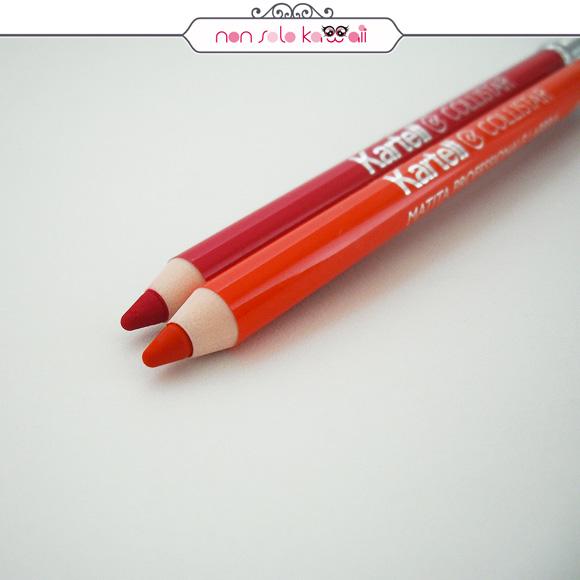 non solo Kawaii | Matita Professionale Labbra / Professional Lip Pencil