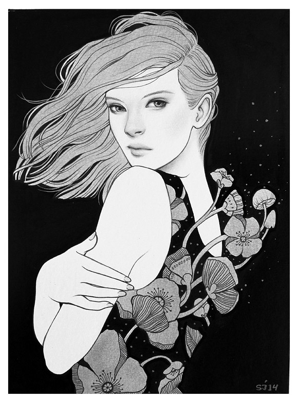 Sarah Joncas, Something in the Air - Beauty in the Breakdown, Thinkspace Gallery