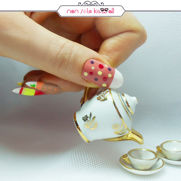 Nail Art Primavera 2015 per Grazia.it | Spring 2015: Nail Art Ideas ...